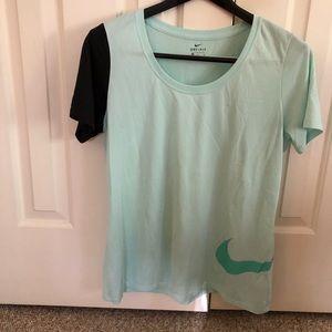 Nike Aqua T-shirt
